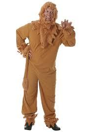 Costumes Men Halloween Mens Lion Costume