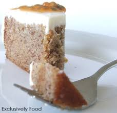 exclusively food banana cake recipe