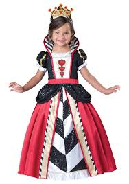 halloween childrens costumes toddler girls queen of hearts costume costumes halloween