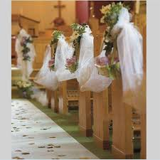 wedding backdrop accessories fashion ribbon roll organza tulle yarn chair covers accessories