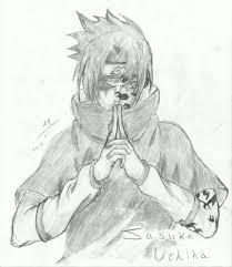sasuke uchiha by kross1794 on deviantart