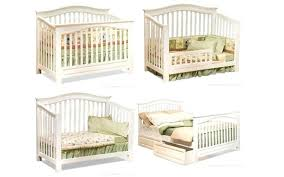 Palisades Convertible Crib Million Dollar Baby Classic 4 In 1 Convertible Crib With Toddler