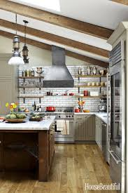 Hate Open Shelving These  Kitchens Might Convince You Otherwise - Kitchen shelves and cabinets