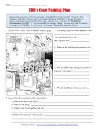 franklin d roosevelt court packing cartoon analysis primary