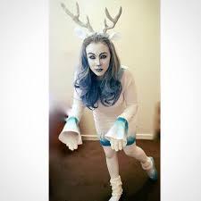 Deer Antlers Halloween Costume Stag Patronus Costume Costumes Halloween Costumes