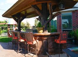Outdoor Fireplace Houston by Outdoor Living Gallery Houston Outdoor Kitchen Patio Covers