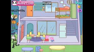 peppa pig games pink pig decorate room u2013 peppa pig decor