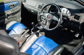 subaru station wagon interior 1998 subaru impreza sti 22b expected to sell for 100 000 at