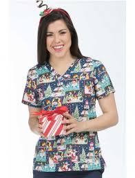 scrub tops lydia s uniforms