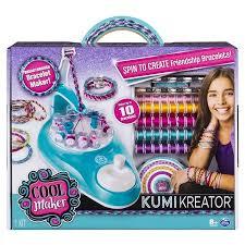 bracelet maker images Cool maker kumikreator friendship bracelet maker makes up to 10 jpeg