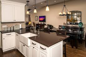 Kitchen Peninsula Lighting Pros And Cons Of The Kitchen Peninsula In Stock Kitchens