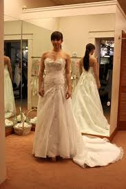 the tale of two wedding dresses the reality of wedding dress shopping