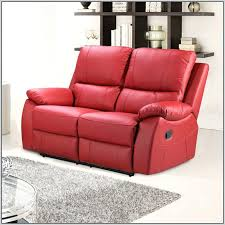 wonderfull red leather sofa recliner for house design u2013 gradfly co