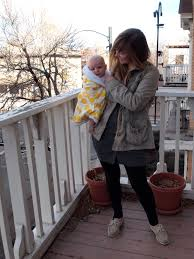 try it wear your long cardigan as a dress the mom edit