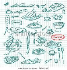 family dinner top view illustration dinner stock vector 464756069