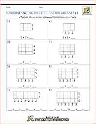best ideas of beginning multiplication worksheets about layout