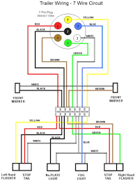 wiring diagram for semi trailer lights the lively led carlplant
