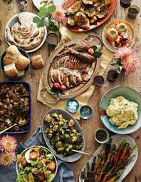 side dishes for thanksgiving potluck