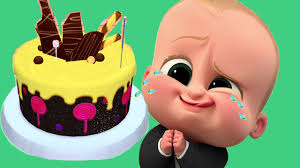 baby boss learn to cook real cake maker 3d cooking kids games