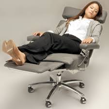 Female Executive Office Furniture Amazon Com Adele Executive Recliner Office Chair Grey Leather By