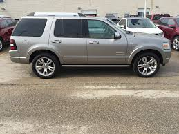 Ford Explorer Running Boards - used 2008 ford explorer awd 4dr v8 limited 4 door sport utility in