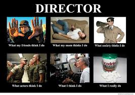 What Society Thinks I Do Meme - director what my friends think i do weknowmemes