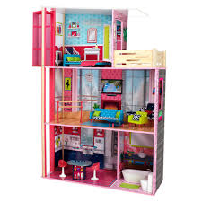 Barbie Dream Furniture Collection by 9 Best Dollhouses For Your Child In 2017 Wooden Dollhouses And
