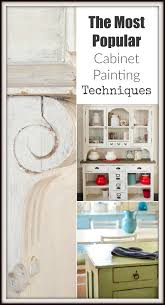 kitchen cabinet painting techniques how is painting cabinets different than painting furniture