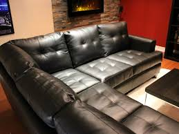 Cheap Sectional Sofas Toronto Toronto Tufted Leather L Shaped Sectional Sofa At Gowfb Ca