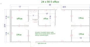 office design plan plans for commercial modular office buildings