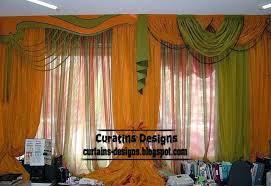 Contemporary Orange Curtains Designs 15 Ready Made Curtains And Modern Curtain Designs Curtains