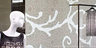 Translucent Corian Translucent Walls At Elie Tahari Dupont Corian Solid Surfaces