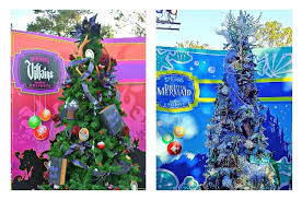 themed christmas tree 15 magical disney themed christmas trees