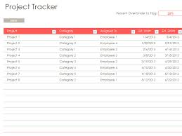 Task Management Excel Template Project Management Tracking Templates Excelide
