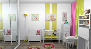 peinture pour chambre bébé peinture pour chambre de fille fr idee blanc une decoration