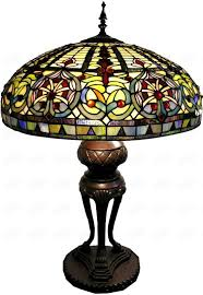 Art Deco Lamp Shades Art Deco Stained Glass Lamp Shades Better Lamps