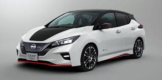 Nissan Altima Nismo - nissan unveils sexier all electric next gen leaf with nismo
