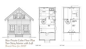 floor plans for cabins cabin floor plans with a loft home deco plans