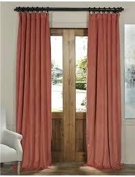 Pink Velvet Curtains Dusky Pink Velvet Stripe Eyelet Curtains Pink Velvet Drapes