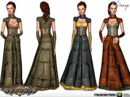 1800s hairstyles for sims 3 sims 3 clothing victorian