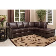burgundy sectional sofa small brown distressed leather sectional