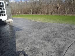 Driveway And Patio Company Patios U0026 Walkways Gallery Real Help Custom Concrete Company
