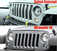 jl jeep diesel is the jeep safari concept a preview of the new wrangler jl the