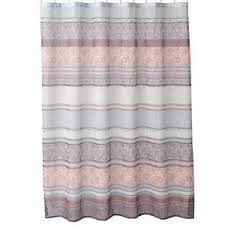 Purple And Brown Shower Curtain Paisley Curtains Ebay