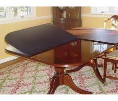 selecting protective dining room table pads