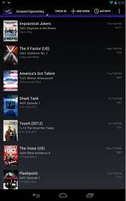androids tv show best tv show tracker for android