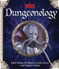 dungeonology book dungeons dragons coloring book coming