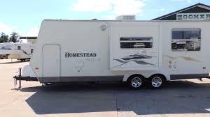 very nice u0026 clean 26 u0027 2004 starcraft homestead settler 255rs