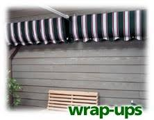 Awning Materials Canopy Wrap Ups For Awning Materials Shadetree Canopies
