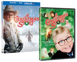a christmas list dvd a christmas story 30th anniversary dvd giveaway